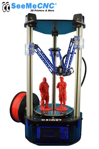 Orion Delta Desktop 3D Printer - 152 x 152 x 229 mm