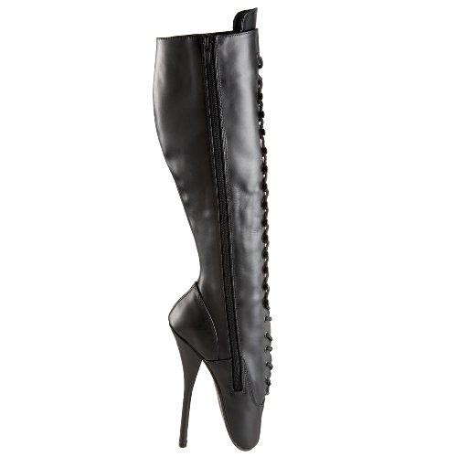 Ballet Blk Da Convocarla Indiretto Leather In Stivali Inox Acciaio Donna 2020 dxPqw4