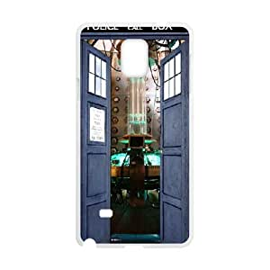 Best Doctor Who Tardis TPU Covers Cases Accessories for Samsung Galaxy Note4