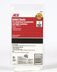 Ace Electrical Outlet Seal Pack