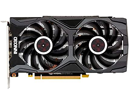 Inno3D N206S2-08D6X-1710VA15L - Tarjeta gráfica (GeForce RTX 2060 ...