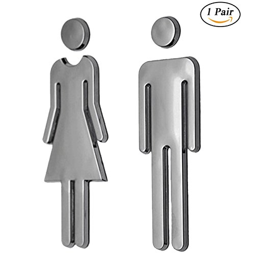 commercial bathroom signs - 7