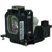 Sanyo Compatible 610 336 5404, 610 344 5120, 6103365404, 610-336-5404, 6103445120, 610-344-5120, LP-Z2000, LP-Z3000, PLC-XWU30, PLV-1080HD, PLV-Z2000, PLV-Z3000, PLV-Z4000, PLV-Z700, PLV-Z800, POA-LMP114, POA-LMP135 Projector Lamp with Housing