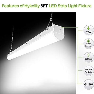 LED Shop Linear Shop Light Fixture