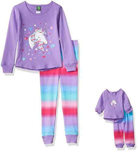 Dollie Me Unicorn Snugfit Sleepwear