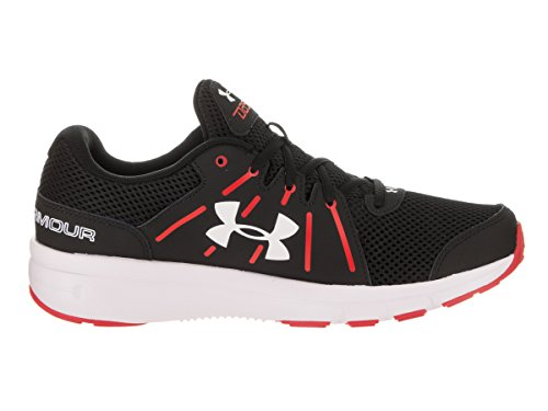 Under Armour Ua Dash Rn 2, Scarpe Running Uomo, Nero (Black), 42.5 EU