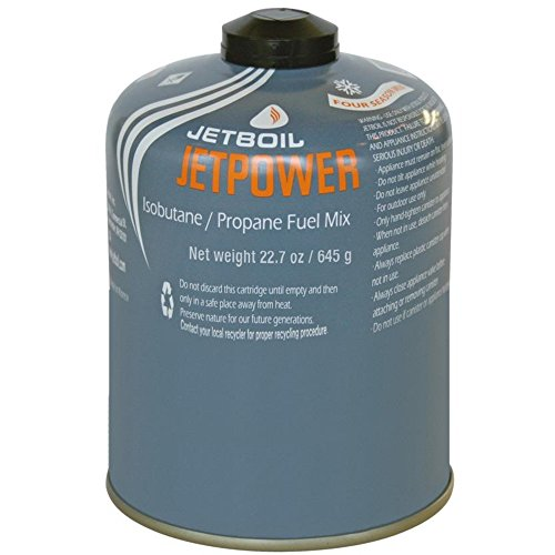 - Jetboil Jetpower Fuel - 450gm