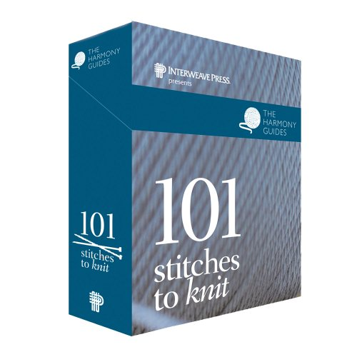 Harmony Guides: 101 Stitches to Knit (The Harmony Guides)