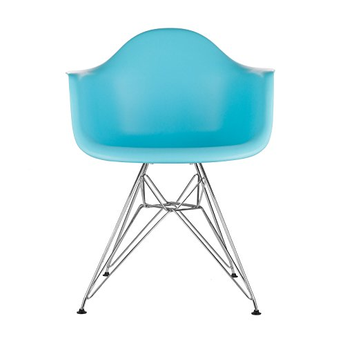 Poly Bark Molded Plastic Armchair product image