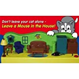 Cat Dancer Mouse in the House, My Pet Supplies