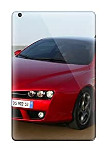 Ipad Mini/mini 2 HqJAdib4496evRvv Alfa Romeo Brera Tpu Silicone Gel Case Cover. Fits Ipad Mini/mini 2
