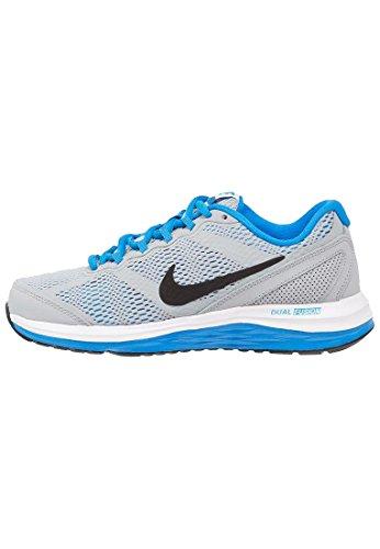 Nike NIKE DUAL FUSION RUN 3 (GS) BLACK/ANTHRACITE-SAIL mlBTIs6