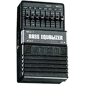 ARION MEQ-2 BASS EQUALIZER