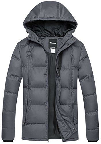 Quilted Poly Fill Jacket - 4