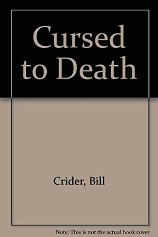 book cover of Cursed to Death