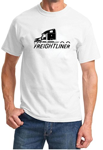 Freightliner Century Truck Classic Outline Design Tshirt 2XL (Freightliner Apparel)