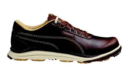 Brown Golf Shoe - 8