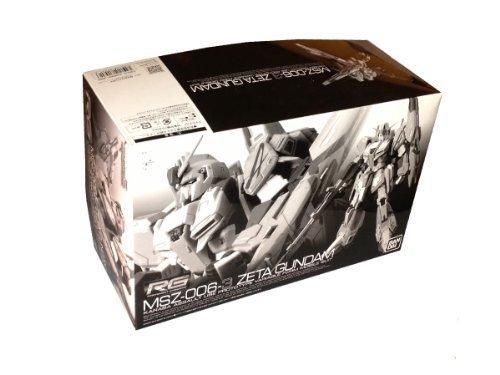 Rg Real Grade 1/144 Msz-006-3 Zeta Gundam 3rd Limited Model Kit by Bandai