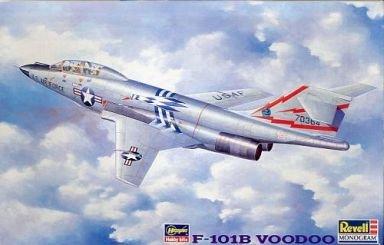 ハセガワ/レベル 1/48 F-101B ブードゥー HM158