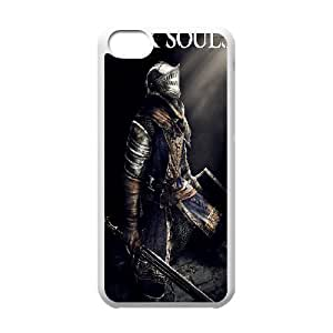 Cell Phone case DARK SOULS Cover Custom Case For iPhone 5C MK9Q733275