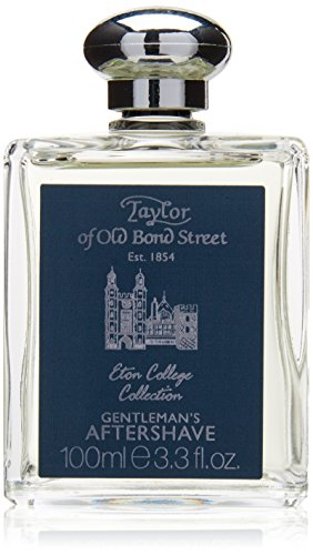 Eton College Aftershave 100ml after shave by Taylor of Old Bond Street (Best Smelling Aftershave Balm)