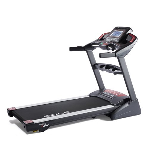 Sole Fitness F80 Treadmill 2017 Model