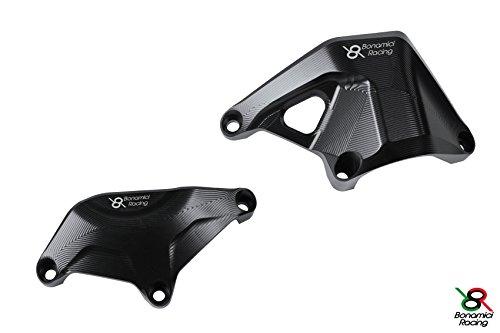 Bonamici Suzuki GSX-R 1000 Case Savers 2-Piece Engine Cover Sliders Kit (09-16)