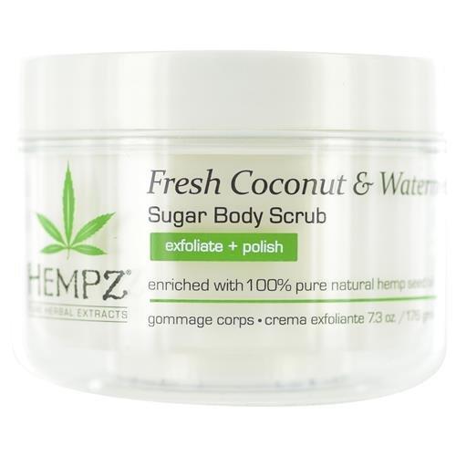 Mandarin Sugar Scrub (HEMPZ by Hempz HERBAL SUGAR BODY SCRUB-FRESH COCONUT & WATERMELON 7.3)