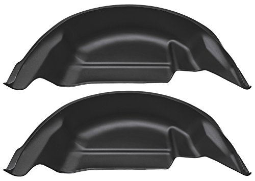 Guard Installation Kit - Husky Liners 79121 Rear Wheel Well Guards Fits 15-18 F150 (Will NOT fit Raptor)