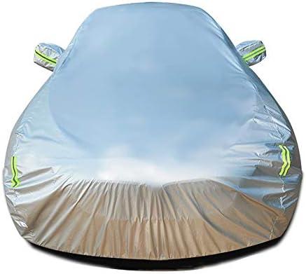 メルセデスAMG GLB 35の4MATIC カバーヘビーデューティカバー屋外屋内のフル外装カバーオールウェザーカバーディフェンダーカーサンシェード雨UV保護防水防風と互換性 (Color : B-LINT)