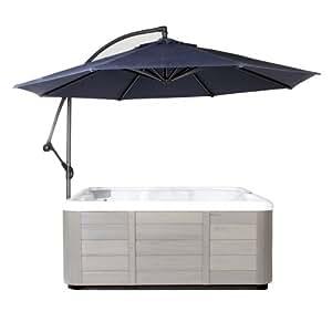 Essentials Hot Tub And Spa Side Umbrella/Parasol - Navy