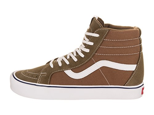 Vans Unisexe Sk8-hi Réédition Li (throwback) Chaussure De Skate Teck / Hermine