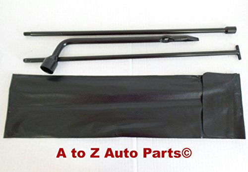 2004-2014 Nissan Titan Armada 2005-2012 Pathfinder Car Jack Tool Kit OEM NEW 99501-7S000