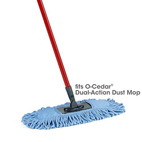 O-Cedar Dual-Action Dust Mop Refill (Pack of 6) by O-Cedar (Image #1)