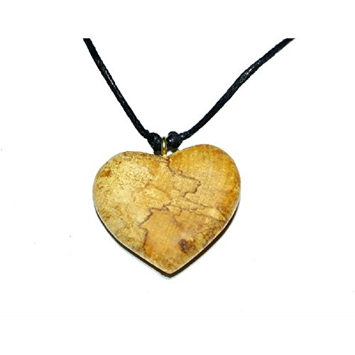 (Aromatic Palo Santo wood feather neklace hand-carved)