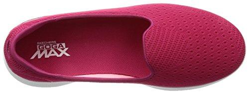 Skechers , Herren Sneaker rosa rose