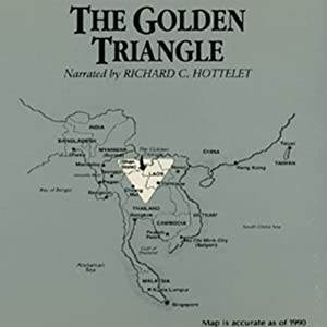 The Golden Triangle Hörbuch