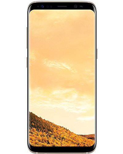 Samsung Galaxy S8 Unlocked Phone, Gold