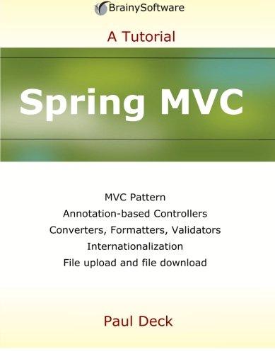 Mvc Series (Spring MVC (A Tutorial series))