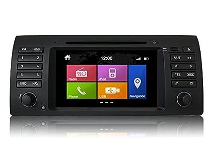 Amazon com: Dynavin N6-E53 Radio Navigation System, for BMW X5 1999