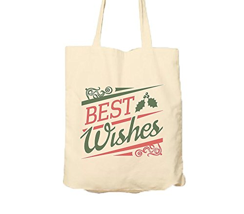 Best Holidays Wishes Fancy Text Wishes Tote Bag Fancy Christmas Best FOaU7qOw
