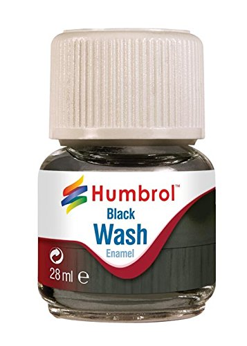 Humbrol - AV0201 - Accessoire - Maquette - Noir