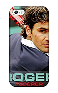 8921826K42041886 Fashionable Style Case Cover Skin For Iphone 5/5s- Roger Federer