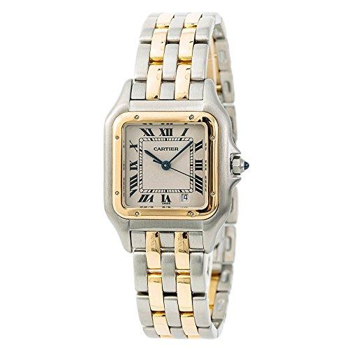 - Cartier Panthere de Cartier Quartz Male Watch 1100 (Certified Pre-Owned)