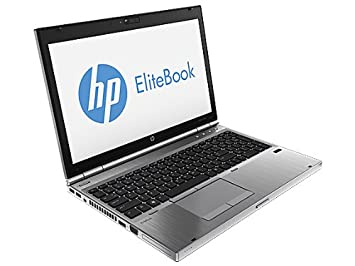 HP EliteBook 8570p - Ordenador portátil (2900 MHz, Intel Core i7, i7-3520M, 4096 MB, DDR3-SDRAM, 1600 MHz): Amazon.es: Informática