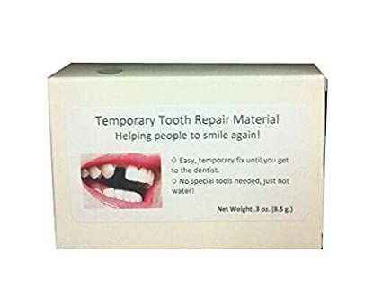 Amazon temporary tooth repair kit temp dental fix missing for amazon temporary tooth repair kit temp dental fix missing for 30 teeth triple everything else solutioingenieria Image collections