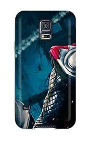 Yen Nguyen's Shop Premium Avengers Back Cover Snap On Case For Galaxy S5