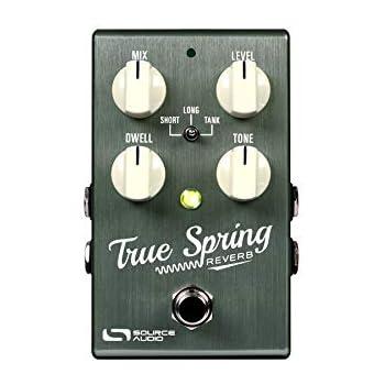 Amazon Com Source Audio True Spring Reverb Pedal Musical