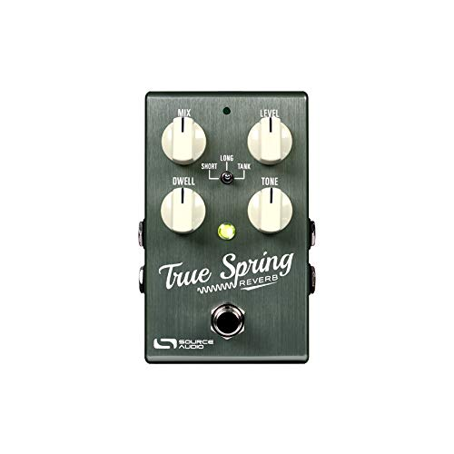 - Source Audio True Spring Reverb Pedal