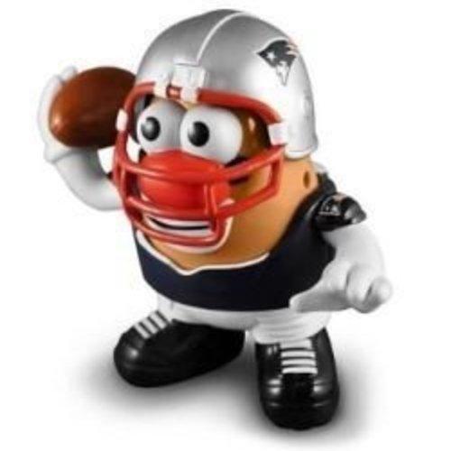 NFL New England Patriots Mr. Potato Head New Style Toy Figure